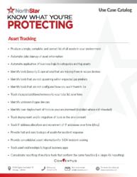 NorthStar Use Case Catalog